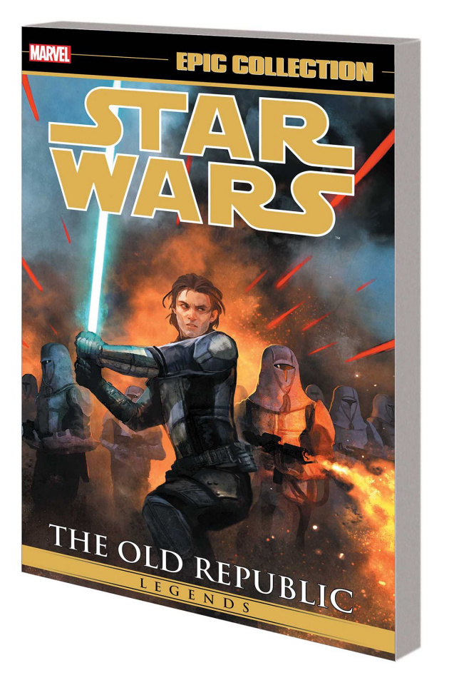 Star Wars Legends: The Old Republic Vol. 3 (Epic Collection)