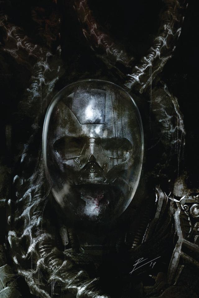 Aliens: Rescue #3 (De La Torre Cover)