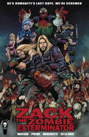 Zack: The Zombie Exterminator