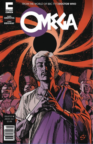 Omega #1 (Stephen B Scott Cover)