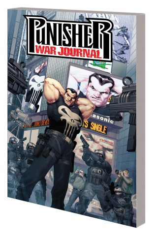 Punisher War Journal by Fraction Vol. 1 (Complete Collection)