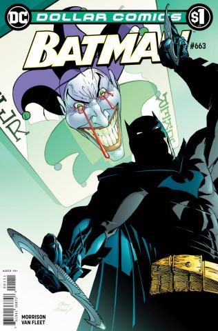 Batman #663 (Dollar Comics)