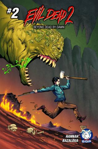 Evil Dead 2 #2 (Beyond Dead By Dawn)