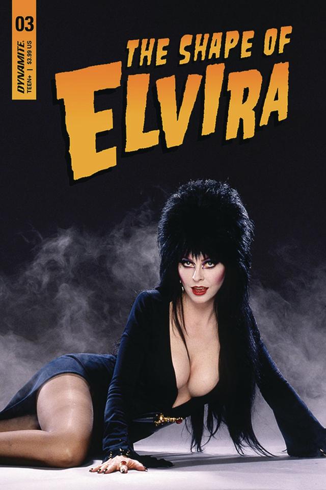 The Shape of Elvira #3 (Photo Cover)