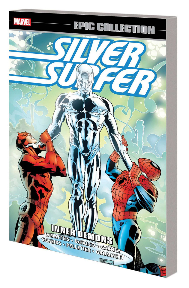 Silver Surfer: Inner Demons (Epic Collection)