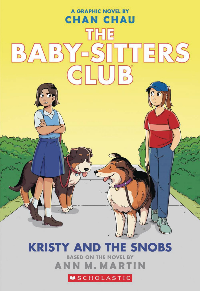 The Baby-Sitters Club Vol. 10: Kristy and the Snobs (Color Edition)