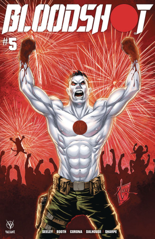 Bloodshot #5 (Tucci Cover)