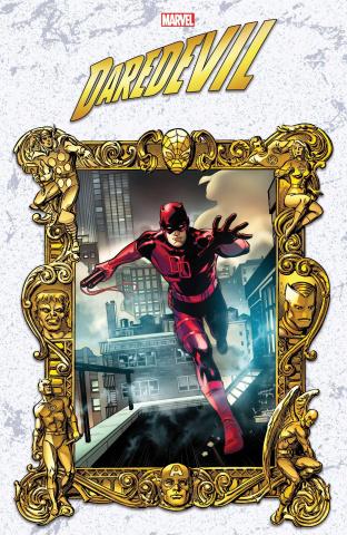 Daredevil #27 (Lupacchino Masterworks Cover)