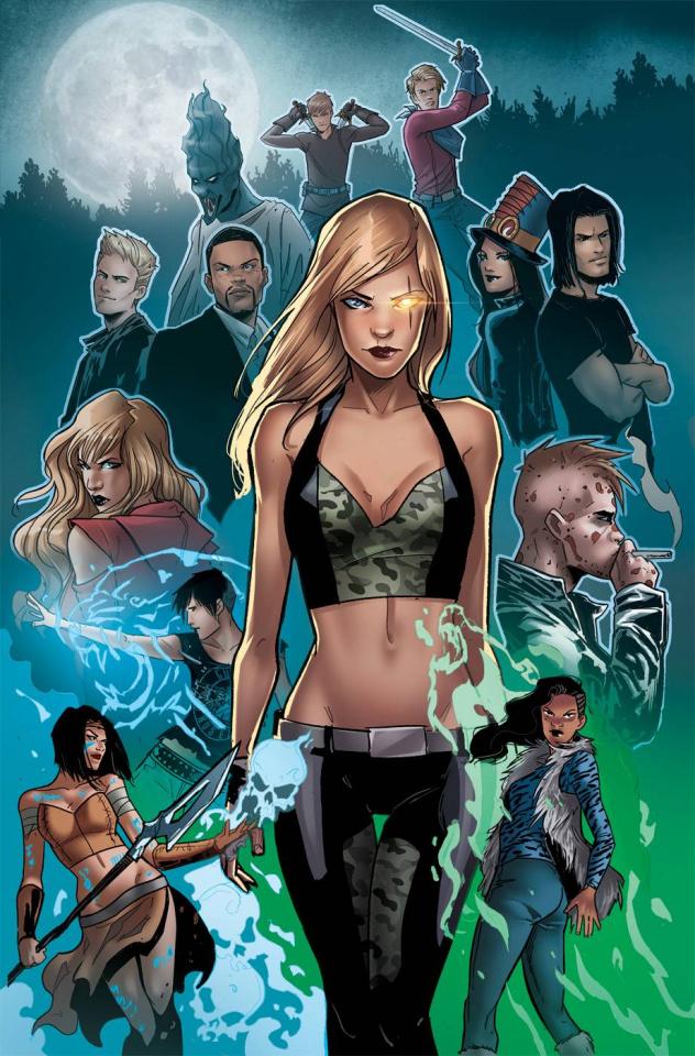 Grimm Fairy Tales: Robyn Hood Annual #1 (Ingranata Cover)