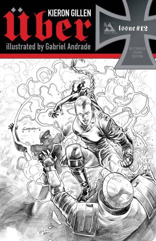 Über #12 (Blitzkrieg Cover)