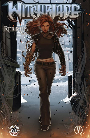 Witchblade: Rebirth 4 Volume Set