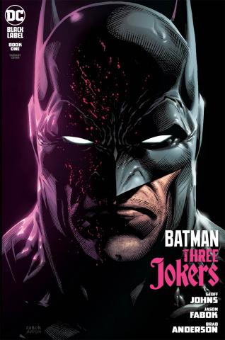 Batman: Three Jokers #1 (Jason Fabok Batman Cover)