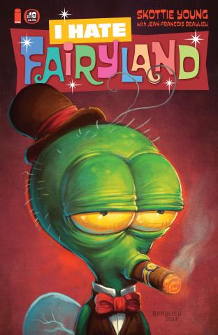 I Hate Fairyland #18 (Beaulieu Cover)