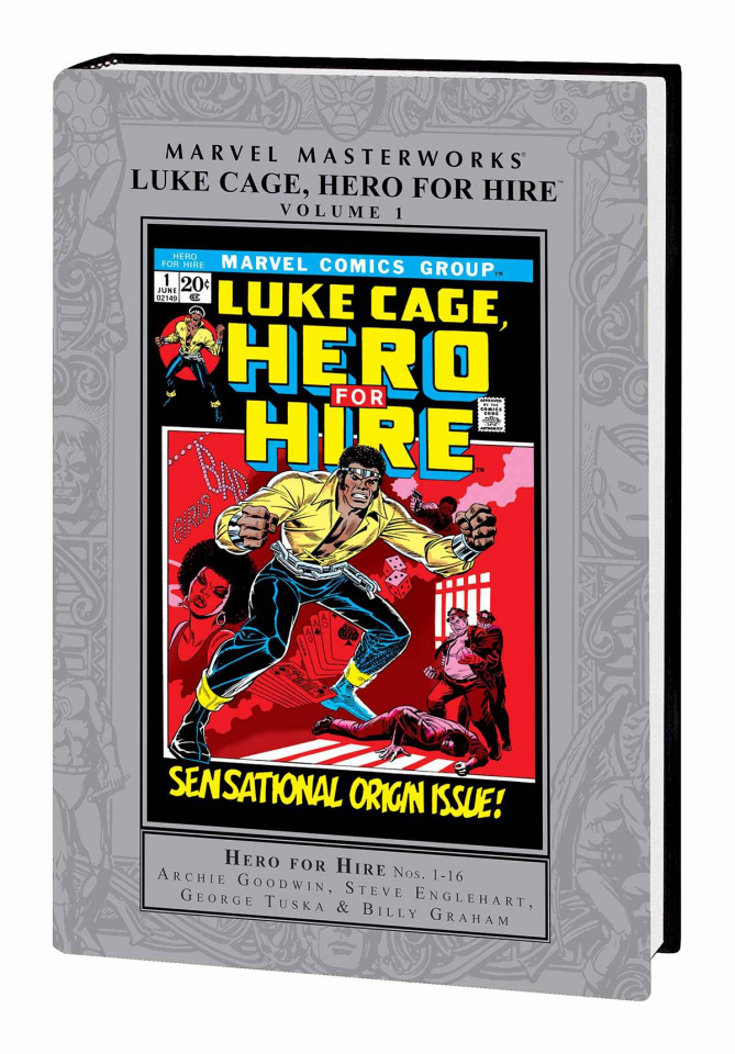 Luke Cage: Hero For Hire Vol. 1 (Mavvel Masterworks)