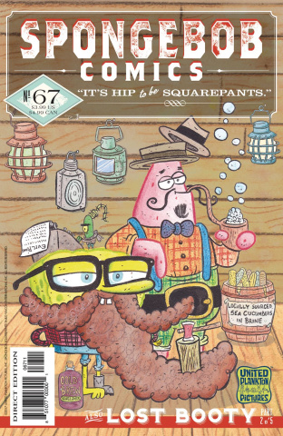 Spongebob Comics #67