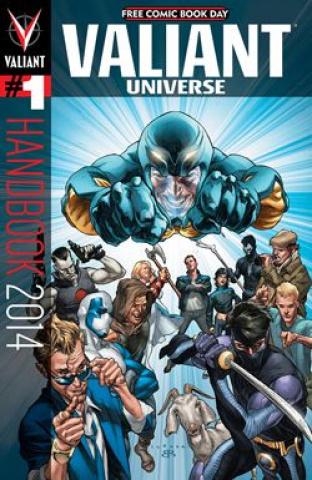 Valiant Universe #1: 2014 Handbook
