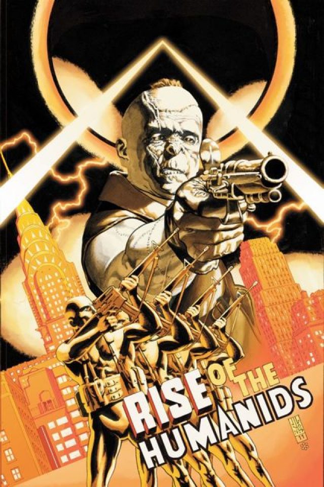 Frankenstein: Agent of S.H.A.D.E. #7