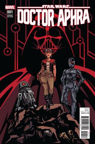 Star Wars: Doctor Aphra #1 (Charretier Cover)
