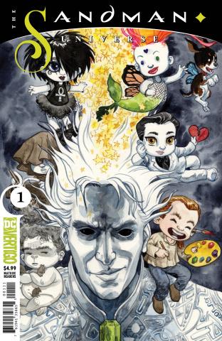 The Sandman Universe #1 (Thompson Cover)
