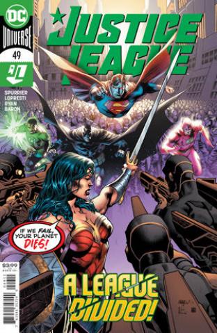 Justice League #49 (Eddy Barrows Cover)