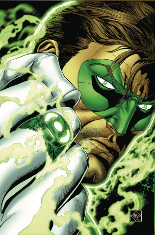 Hal Jordan and The Green Lantern Corps Vol. 1: Sinestro's Law