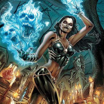 Grimm Spotlight: Mystere - Voodoo Dawn (Igor Vitorino Cover)