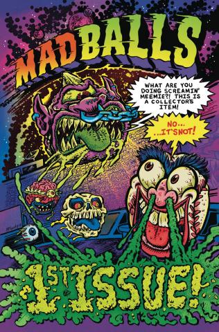 Madballs #1