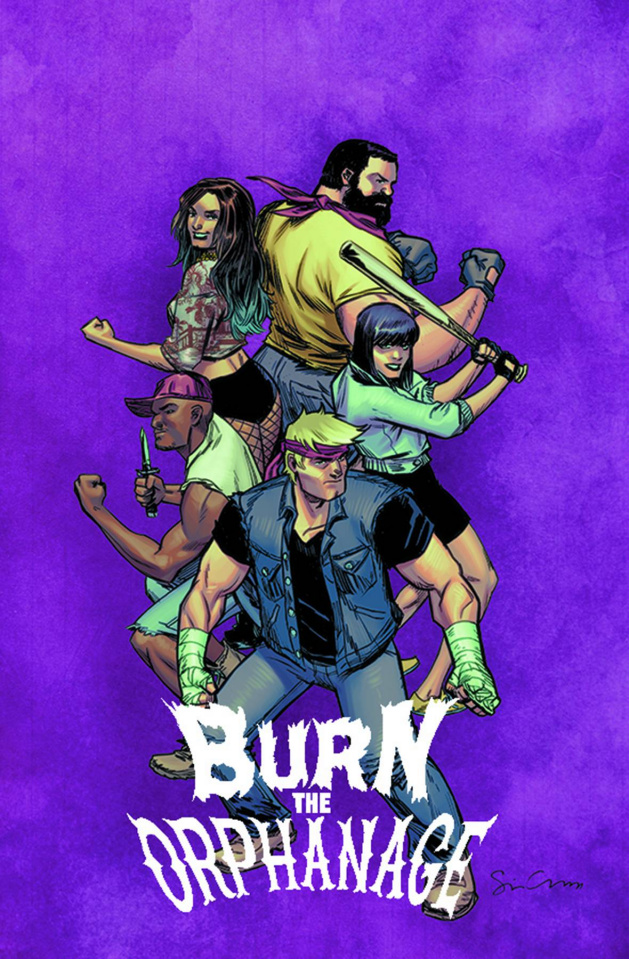 Burn the Orphanage Vol. 2: Reign of Terror