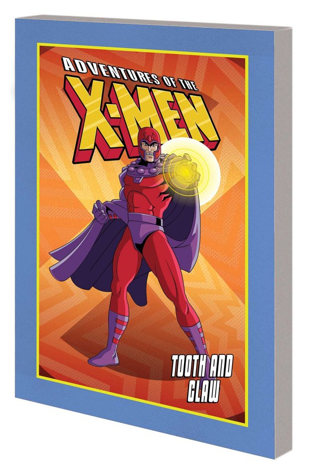 Adventures of the X-Men: Tooth and Claw