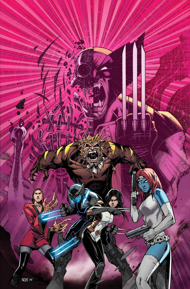Death of Wolverine: The Logan Legacy #1