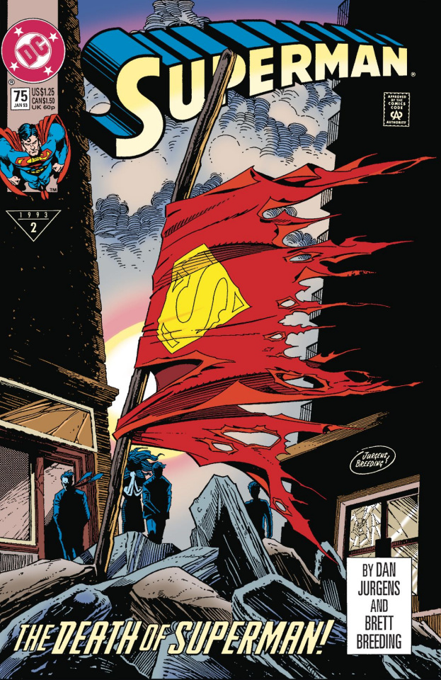 Superman #75 (Dollar Comics)