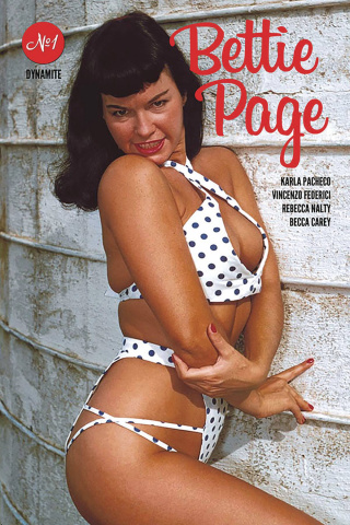 Bettie Page #1 (Photo Cover)