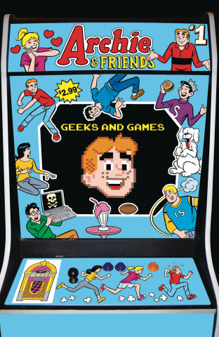 Archie & Friends: Geeks and Games #1