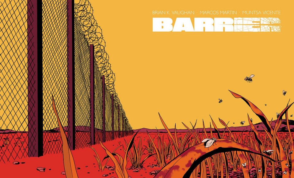 Barrier (Limited Edition Slipcase Set)
