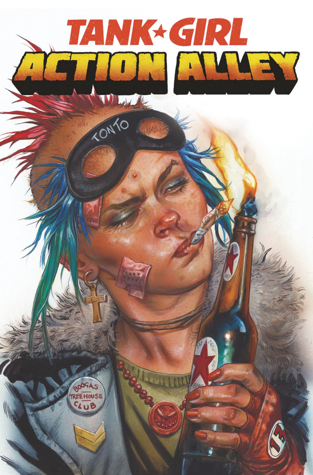 Tank Girl Vol. 1: Action Alley