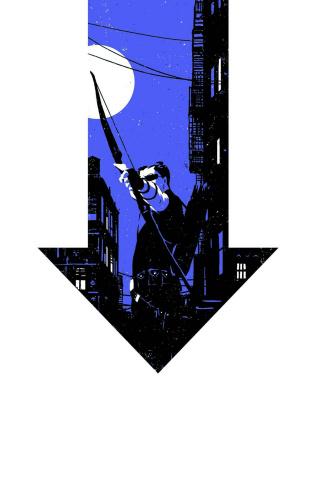 Hawkeye #6 (2nd Printing)