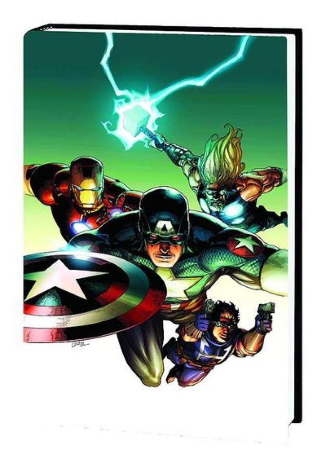 Ultimate Comics Avengers by Mark Millar Vol. 2