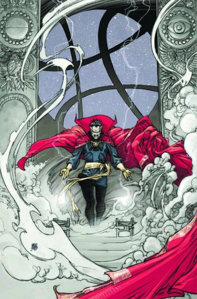 Doctor Strange From Marvel Vault #1