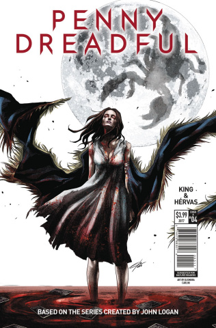 Penny Dreadful #4 (Carlini Cover)