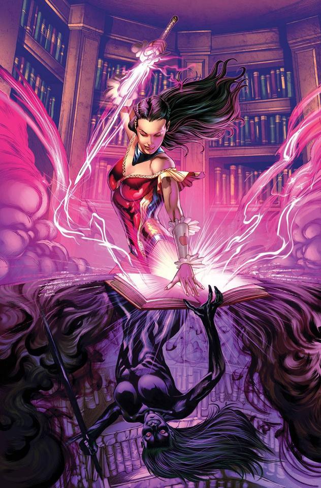 Grimm Fairy Tales #43 (Vitorino Cover)