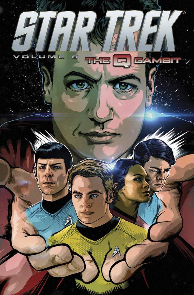 Star Trek Vol. 9: The Q Gambit