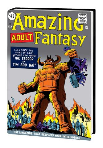 Amazing Fantasy (Omnibus)