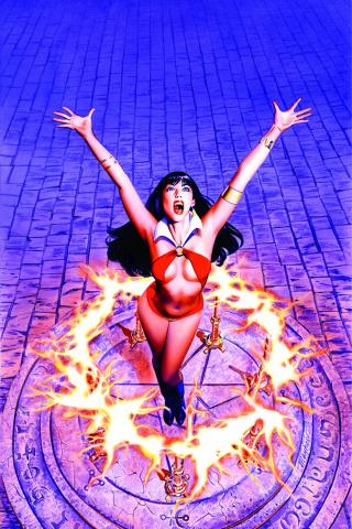Vampirella #9 (25 Copy Mayhew Virgin Cover)