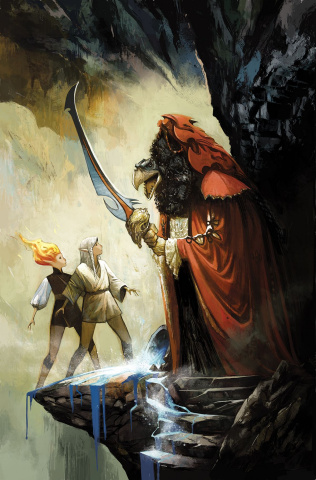 The Power of the Dark Crystal #8