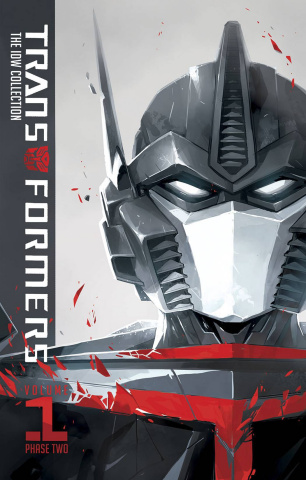 The Transformers: The IDW Collection Vol. 1: Phase 2