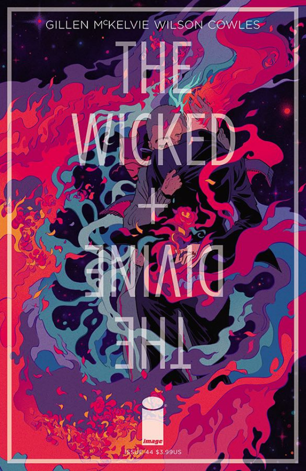 The Wicked + The Divine #44 (Rios & Muerto Cover)