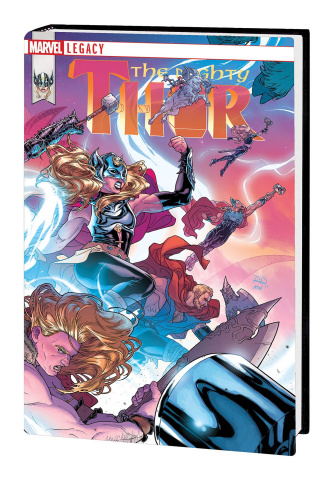 Thor by Jason Aaron and Russell Dauterman Vol. 3