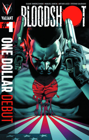 Bloodshot #1 (One Dollar Debut)