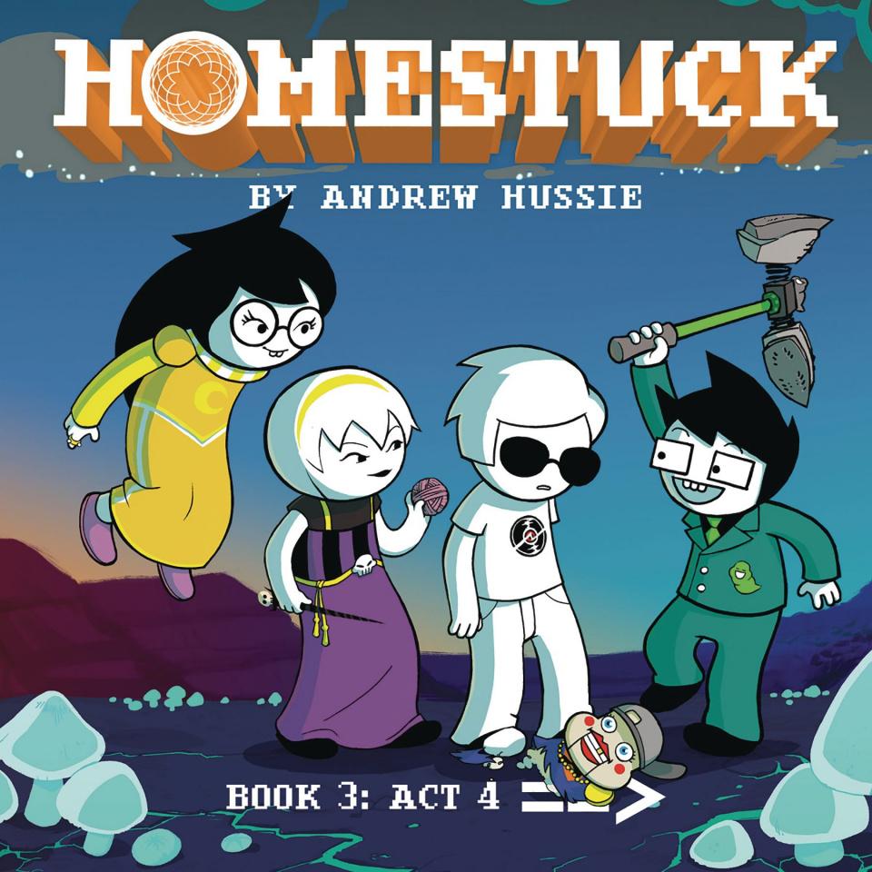 Homestuck Vol. 3:  Act 4