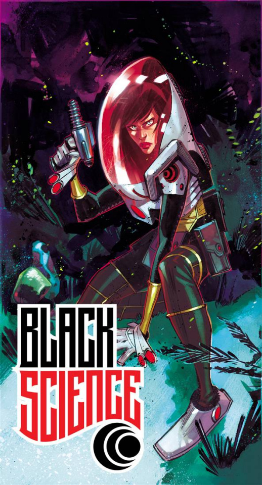 Black Science #13 (2nd Printing)